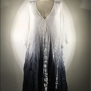 NWT Viviana Uchitel Swing Dress Sz 4